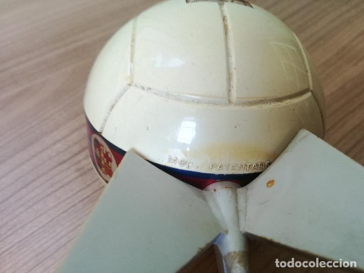 Coleccionismo deportivo: ANTIGUO TRANSISTOR DEL CLUB DE FUTBOL BARCELONA - ANTIGUA RADIO LLAVERO MUY RARA - Foto 3 - 174702302