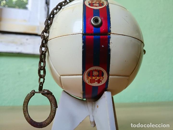 Coleccionismo deportivo: ANTIGUO TRANSISTOR DEL CLUB DE FUTBOL BARCELONA - ANTIGUA RADIO LLAVERO MUY RARA - Foto 5 - 174702302
