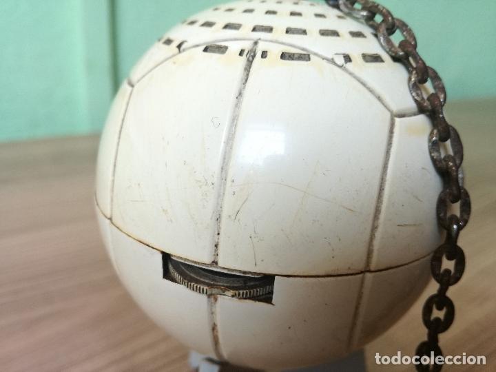 Coleccionismo deportivo: ANTIGUO TRANSISTOR DEL CLUB DE FUTBOL BARCELONA - ANTIGUA RADIO LLAVERO MUY RARA - Foto 6 - 174702302
