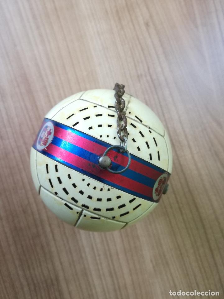 Coleccionismo deportivo: ANTIGUO TRANSISTOR DEL CLUB DE FUTBOL BARCELONA - ANTIGUA RADIO LLAVERO MUY RARA - Foto 8 - 174702302