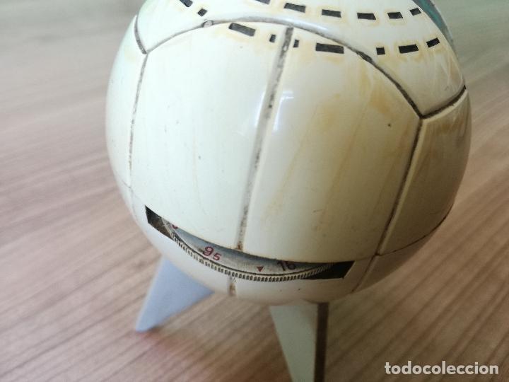 Coleccionismo deportivo: ANTIGUO TRANSISTOR DEL CLUB DE FUTBOL BARCELONA - ANTIGUA RADIO LLAVERO MUY RARA - Foto 10 - 174702302