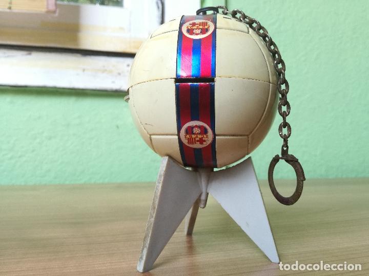 ANTIGUO TRANSISTOR DEL CLUB DE FUTBOL BARCELONA - ANTIGUA RADIO LLAVERO MUY RARA (Coleccionismo Deportivo - Merchandising y Mascotas - Futbol)