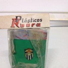 Coleccionismo deportivo: ANTIGUA RARA HUCHA DE BOLSILLO CLUB DE FUTBOL BALEARES. Lote 175727402