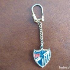 Coleccionismo deportivo: LLAVERO ANTIGUO DEL CLUB DEPORTIVO MÁLAGA. Lote 176783015