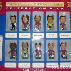 Coleccionismo deportivo: FC BARCELONA - CAMPEONES DE EUROPA 2006. Lote 177632244