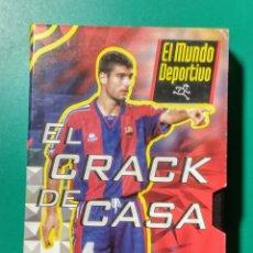 Coleccionismo deportivo: VIDEO VHS. EL CRACK DE CASA. 1997.. Lote 177685757