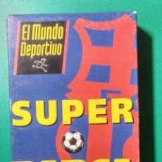 Coleccionismo deportivo: VÍDEO VHS. SUPER BARÇA. 1993.. Lote 177688189