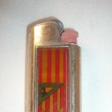 Coleccionismo deportivo: CARCASA ANTIGUA DEL ATLÉTICO DE MADRID DE METAL. Lote 177714547