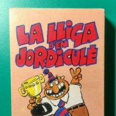 Coleccionismo deportivo: VÍDEO VHS. LA LLIGA D'EN JORDI CULÉ. 1978.. Lote 177754934