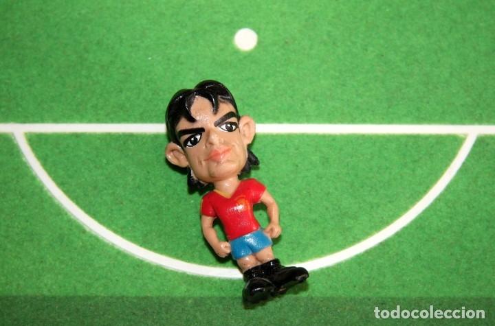 Coleccionismo deportivo: Spanistoon - 15 Figuras Selección Española + Balón - Colección MARCA - Mundial Alemania 2006 - Foto 7 - 49132401