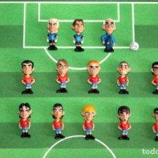 Coleccionismo deportivo: SPANISTOON - 15 FIGURAS SELECCIÓN ESPAÑOLA + BALÓN - COLECCIÓN MARCA - MUNDIAL ALEMANIA 2006. Lote 49132401