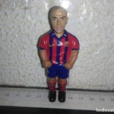 Coleccionismo deportivo: MUÑECO FIGURA FUTBOL ABIDAL 22 BARCA BARCELONA PDP . Lote 178991921