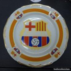 Coleccionismo deportivo: PLATO DEL F. C. BARCELONA. Lote 179234515