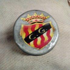 Coleccionismo deportivo: CAPSA DEL GIMNASTIC DE TARRAGONA CLUB D FUTBOL. Lote 179337656