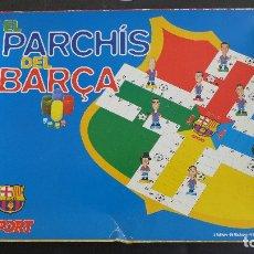 Coleccionismo deportivo: EL PARCHIS DEL BARÇA PUBLICIDAD DIARIO SPORT COMPLETO. Lote 180029186