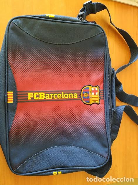 FUNDA PARA ORDENADOR PORTATIL FC. BARCELONA. FUNDA BARÇA. (Coleccionismo Deportivo - Merchandising y Mascotas - Futbol)