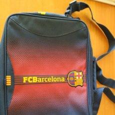 Coleccionismo deportivo: FUNDA PARA ORDENADOR PORTATIL FC. BARCELONA. FUNDA BARÇA.. Lote 180188327