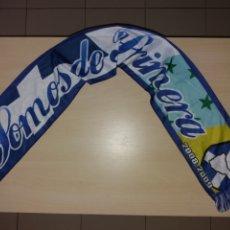 Coleccionismo deportivo: ANTIGUA BUFANDA CD TENERIFE - SOMOS DE PRIMERA - 2008-2009. Lote 180259271