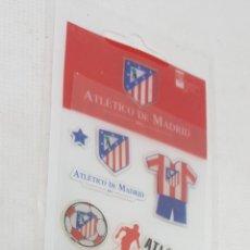 Coleccionismo deportivo: STICKERS - PEGATINAS - ATLETICO DE MADRID - CAR165. Lote 182542442