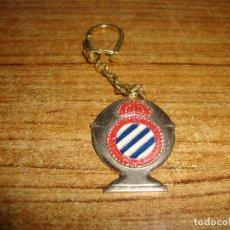 Coleccionismo deportivo: ANTIGUO LLAVERO REAL CLUB DEPORTIVO ESPAÑOL. Lote 182671378