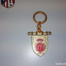Coleccionismo deportivo: MAGNÍFICO LLAVERO DEL REAL CLUB DEPORTIVO MALLORCA . VER FOTOS . Lote 182690697
