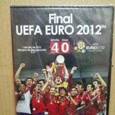 Coleccionismo deportivo: DVD PRECINTADO FINAL UEFA EURO 2012 . Lote 182918931