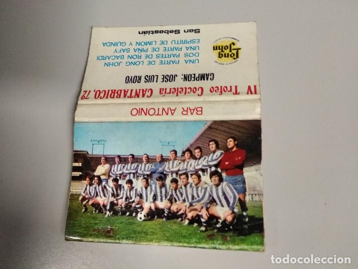 CERILLAS REAL SOCIEDAD FUTBOL SAN SEBASTIAN DONOSTI (Coleccionismo Deportivo - Merchandising y Mascotas - Futbol)