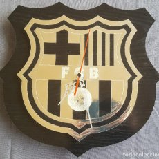Coleccionismo deportivo: RELOJ DE PARED FC. BARCELONA - BARÇA. Lote 183809468