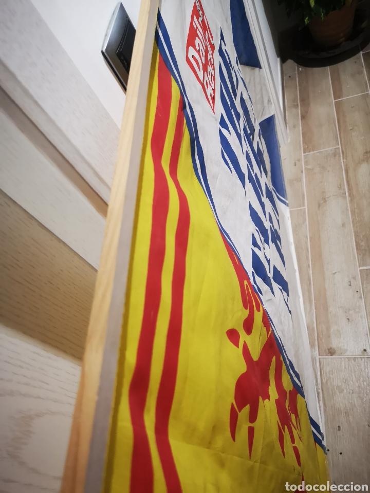 Coleccionismo deportivo: 150 x 90 the tartan Army daily Records bandera - Foto 4 - 183851333