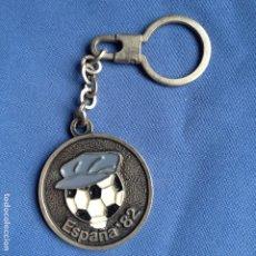 Coleccionismo deportivo: LLAVERO ESPAÑA 92 - MADRID SEDE DEL MUNDIAL - FUTBOL - CAMPEONATO MUNDIAL DE FUTBOL -. Lote 184034598