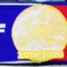Coleccionismo deportivo: ESPAÑA SUIZA BUFANDA OFICIAL ORIGINAL GETAFE CLUB DE FÚTBOL BASILEA UEFA EUROPA LEAGUE 2019-2020. Lote 187127897
