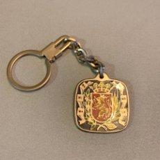 Coleccionismo deportivo: III TROFEO CIUDAD DE ZARAGOZA. 1973. LLAVERO ANTIGUO. Lote 191327646
