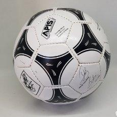 Coleccionismo deportivo: UNICO EN TODOCOLECCION BALON EUROCOPA 1996 SELECCION ESPAÑOLA PATROCINIO APIS. Lote 192705723
