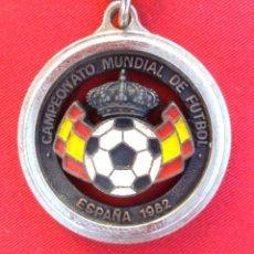 Coleccionismo deportivo: LLAVERO DE FÚTBOL. CAMPEONATO MUNDIAL DE FÚTBOL ESPAÑA 1982. . Lote 192906141