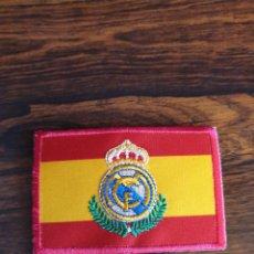 Coleccionismo deportivo: PARCHE REAL MADRID/ESPAÑA. Lote 194185488