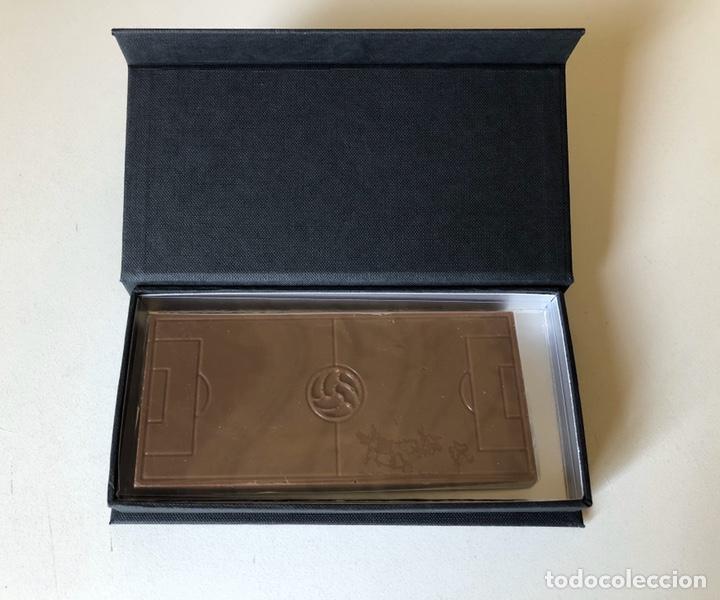 Coleccionismo deportivo: Tableta de Chocolate BASEL FC - Foto 2 - 194197572