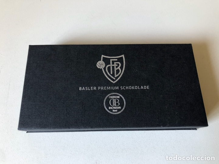 TABLETA DE CHOCOLATE BASEL FC (Coleccionismo Deportivo - Merchandising y Mascotas - Futbol)