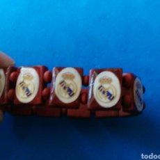 Coleccionismo deportivo: PULSERA VINTAGE DEL - REAL MADRID - ENVIO INCLUIDO.. Lote 194206296