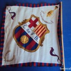 Coleccionismo deportivo: (F-200278)PAÑUELO C.F.BARCELONA CAMPEONATO DE LIGA 1951 - 1952. Lote 194691450