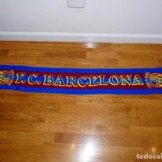 Coleccionismo deportivo: BUFANDA FC BARCELONA VINTAGE. Lote 194946258