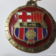 Coleccionismo deportivo: LLAVERO FUTBOL CLUB BARCELONA LINEVA. Lote 194954095