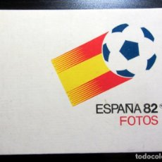 Coleccionismo deportivo: ALBUM DE FOTOS MUNDIAL ESPAÑA 1982 FIFA WORLD CUP FOOTBALL SPAIN 82. Lote 194966777