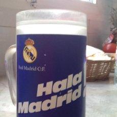Coleccionismo deportivo: JARRA PARA CONGELAR REAL MADRID. Lote 195187350