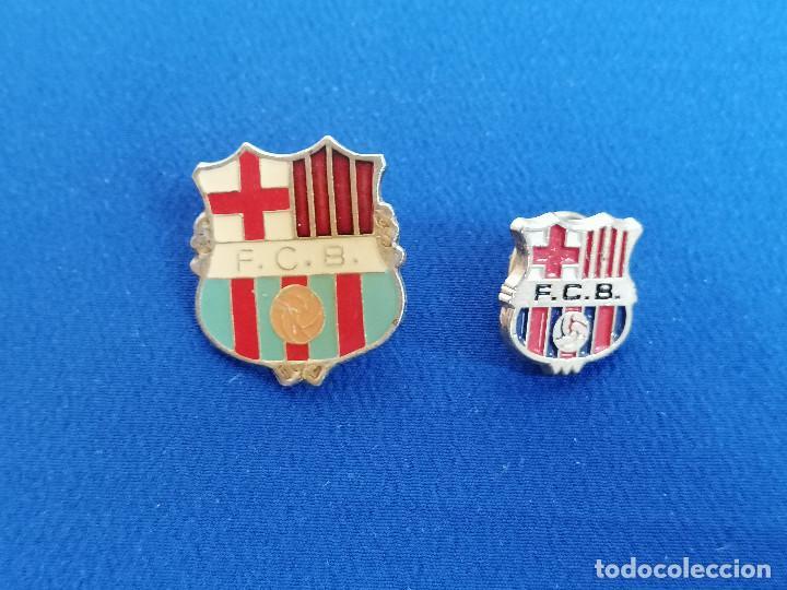 LOTE PINS BARCELONA (Coleccionismo Deportivo - Merchandising y Mascotas - Futbol)