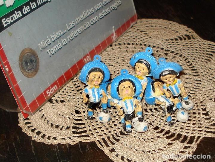 ANTIGUO 1 LLAVERO MUNDIAL 78 ARGENTINA - EL GAUCHITO DEL MUNDIAL 78 (Coleccionismo Deportivo - Merchandising y Mascotas - Futbol)