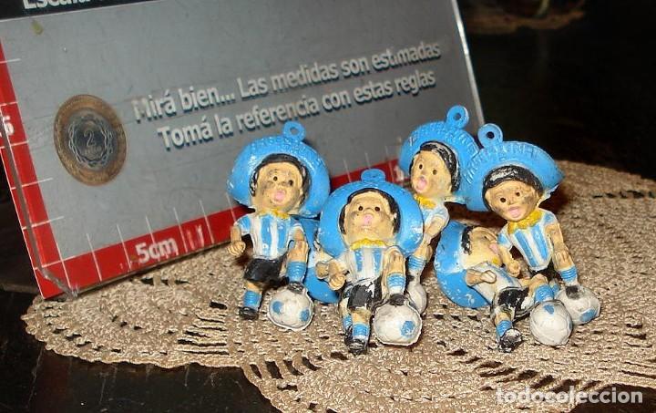 Coleccionismo deportivo: ANTIGUO 1 LLAVERO MUNDIAL 78 ARGENTINA - EL GAUCHITO DEL MUNDIAL 78 - Foto 2 - 195620905