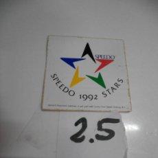 Colecionismo desportivo: ANTIGUA PEGATINA VINTAGE AÑOS 90 - SPEEDO - ENVIO INCLUIDO A ESPAÑA. Lote 198160881