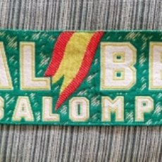 Coleccionismo deportivo: BETIS BUFANDA SCARF SCARPIA FÚTBOL FOOTBALL. Lote 198539387