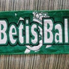 Coleccionismo deportivo: BETIS BUFANDA SCARF SCARPIA FÚTBOL FOOTBALL. Lote 198539657