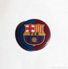 Collectionnisme sportif: FC BARCELONA - CHAPA 31MM (CON IMPERDIBLE). Lote 198758720